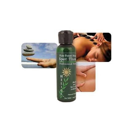Helios Spot Therapy Massage Oil