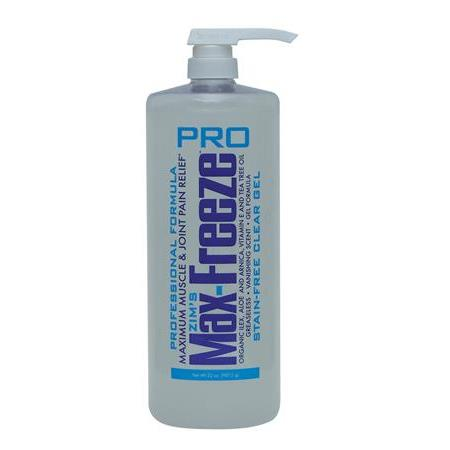 Max-Freeze™ Pro Clear Formula Gel Pump