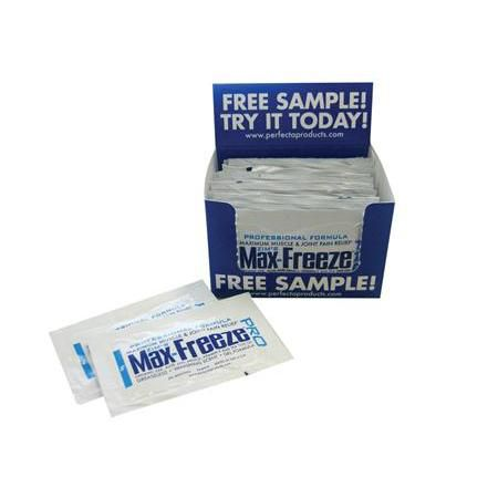 Maxfreeze Pro Countertop Samples, 25 X 5G Packets