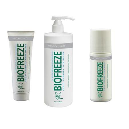 Biofreeze Colorless Formula