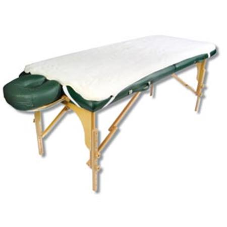 Fleece Table Pad - Natural