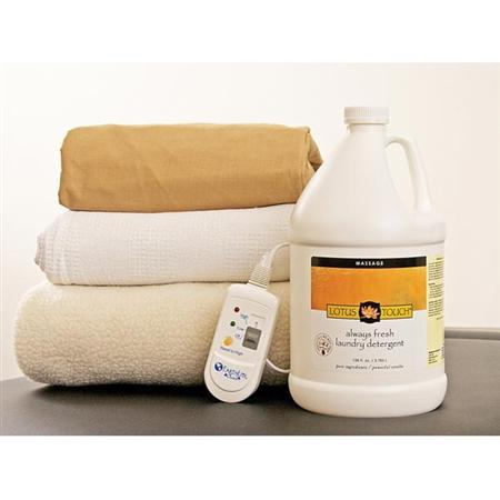 Cozy Cotton Table Covers Kit
