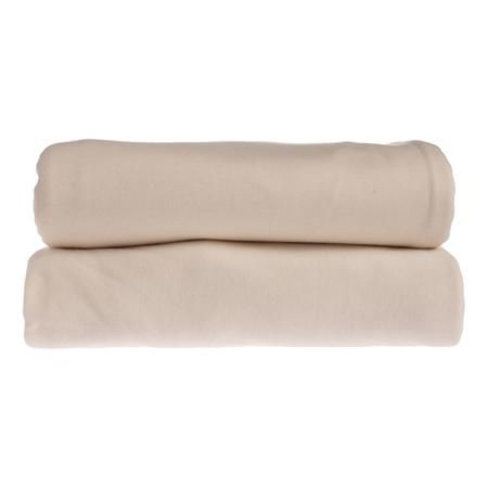 Pill Free Double Knit Cotton Sheets