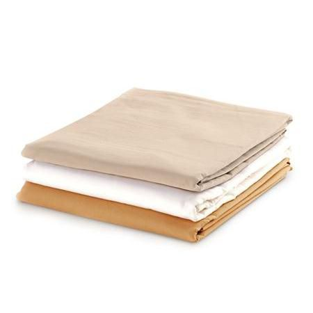 NRG Cotton Poly Fitted Sheet, Each