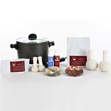 Sa-Wan Taste Of Paradise Thai Herbal Ball Kit