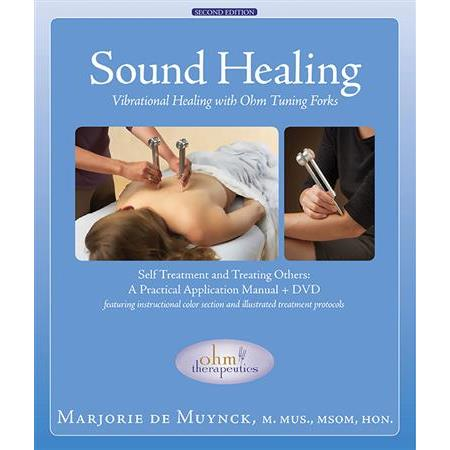 Sound Healing Vibrational Healing Book And DVD Set