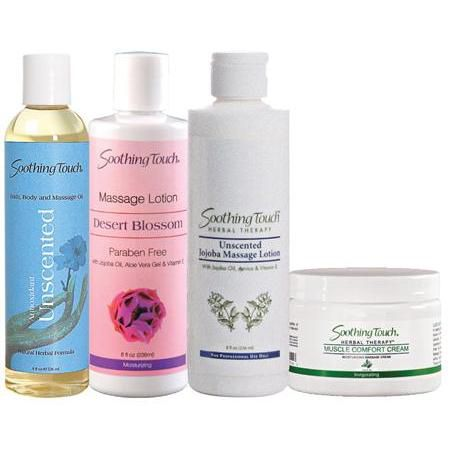Soothing Touch Massage Trial Kit