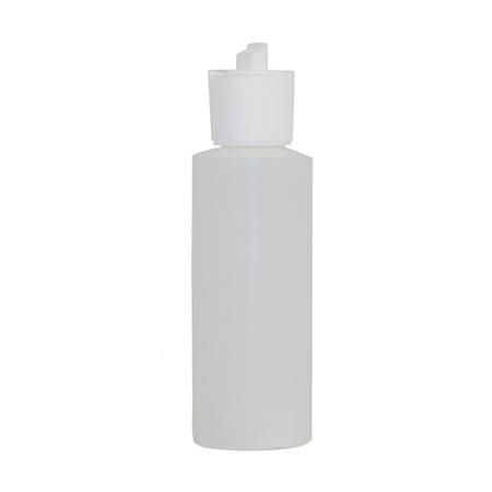 Bottle With Flip Top Cap 4 Oz