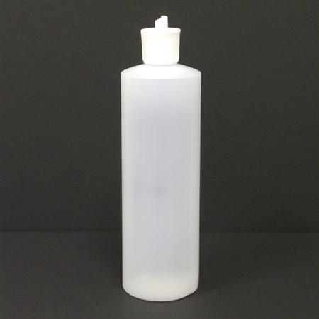 8 Oz Plastic Bottle Amp Flip Top Cap For Sale Massage Oil