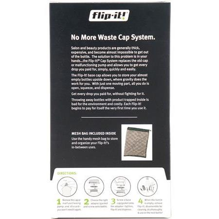Flip-It Deluxe Beauty Cap Kit