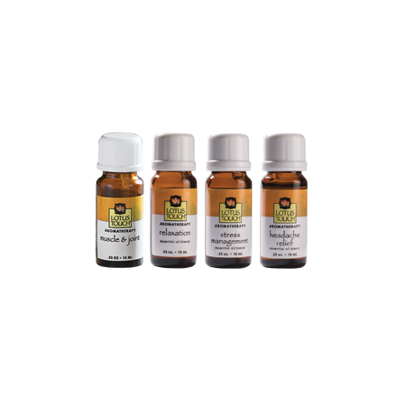 Lotus Touch Blended Oil Premium Pack