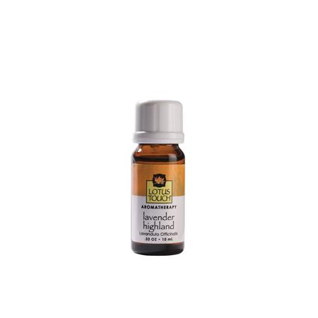 Lotus Touch Essential Oil 10Ml Lavender Highl