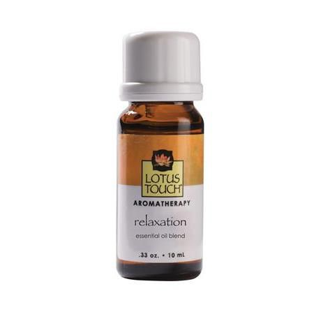 Lotus Touch Essential Oil Blend 10Ml Relaxation