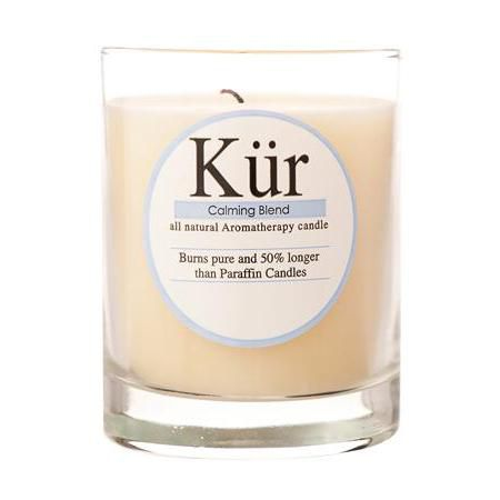 Kur Soy Candle 7 Oz Glass