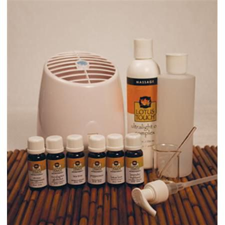 Lotus Touch Premium Aromatherapy  Package