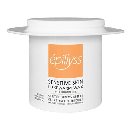 Epillyss Sensitive Skin Lukewarm Wax 16 Oz