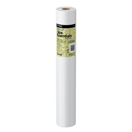 "Spa Essentials Poly Backed Table Paper 21""W X 125'"