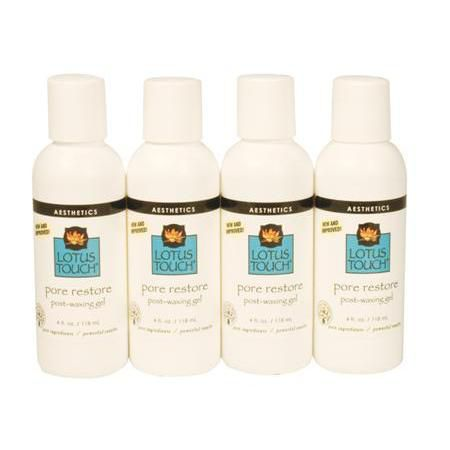 Lotus Touch Pore Restore, 4oz Buy 2 Get 2 Free!