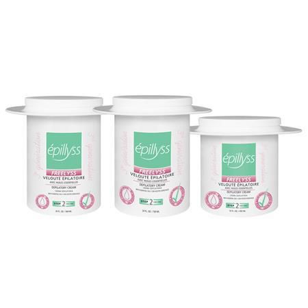Epillyss Freelyss Depilatory Cream