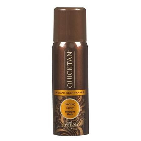 Body Drench Quick Tan Sunless Tanning Mist 6 oz