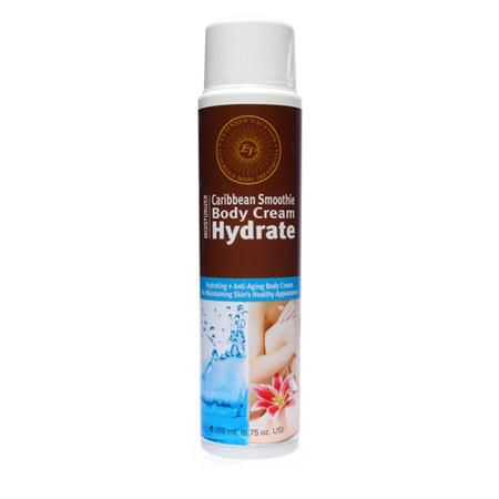 Caribbean Smoothie Hydrating Body Cream 6.75Oz