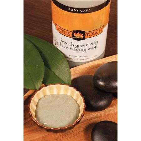 Lotus Touch French Green Clay