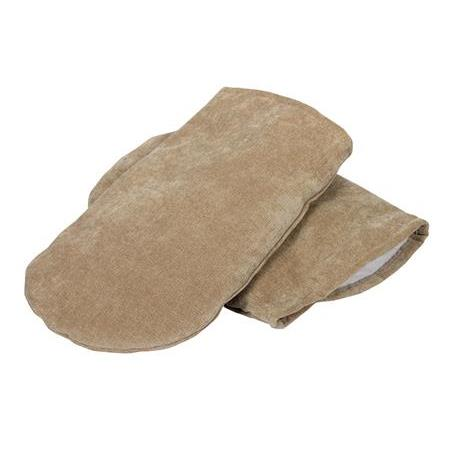 Plush Insulated Mitts,Pair