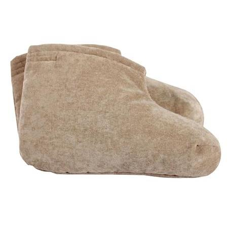 Plush Insulated Boots, Pair