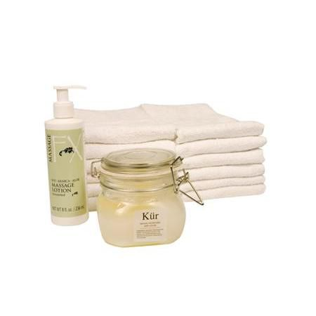 Kur Salt Scrub Treatment Package