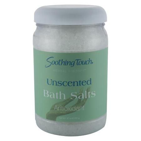 Soothing Touch Bath Salt, Unscented