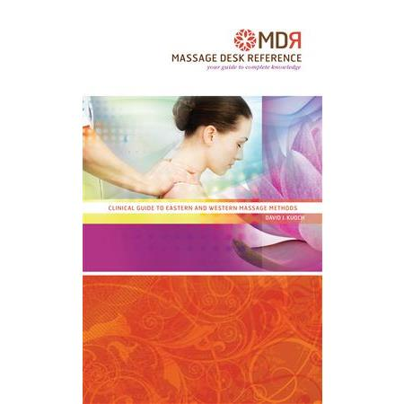 Massage Desk Reference Book