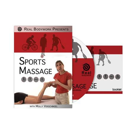 Real Bodywork Sports Massage Dvd Verschingel