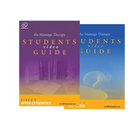 Massage Therapy Student's Guide Dvd's