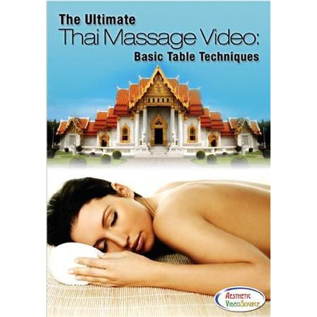 Ultimate Thai Dvd: Basic Table Technique