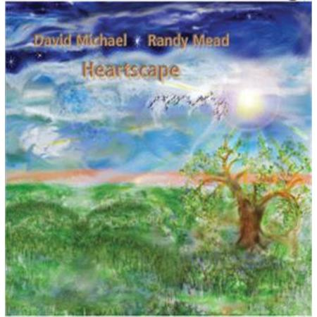 "David Michael ""Heartscape"" Cd"