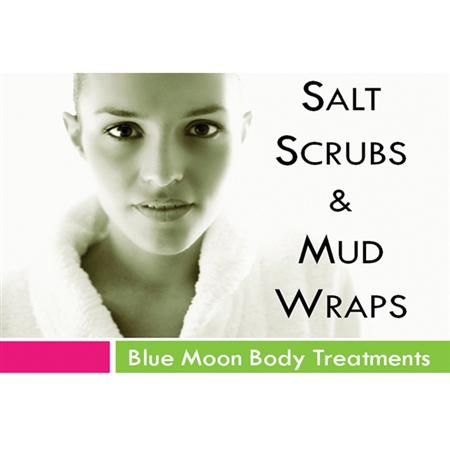 Salt Scrubs And Mud Wraps Online Ce Course