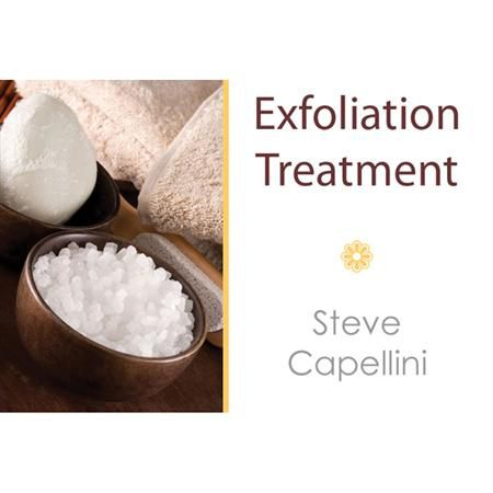 Steve Capellini Ce Course - Spa Exfolation