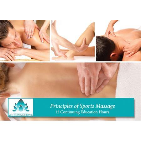 Sports Massage 12 Continuing Educations Hours