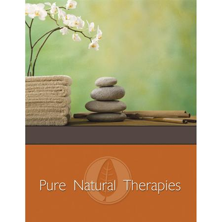 Pure Natural Therapies Gift Certificates- 50 Pack