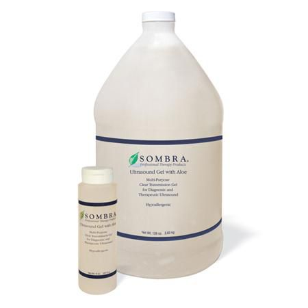 Sombra Therapeutic Ultrasound Gel With Aloe