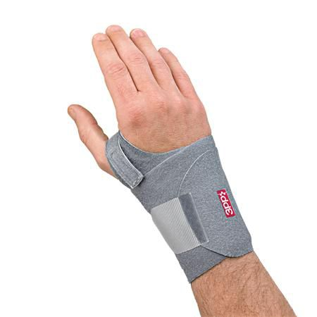 Wrist Wrap- Small/Medium Gray