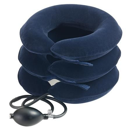 Chirotrac Inflatable Neck Traction Collar