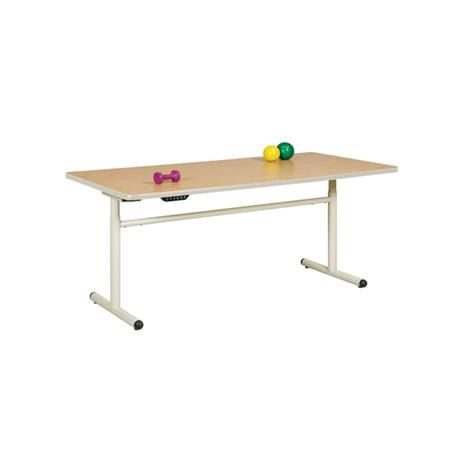 "Clinton 66"" Group Therapy Table with Electric Height Adjustment"