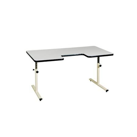 Clinton Activity Table With Cut Out