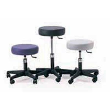 Oakworks Swivel Stool High Height Range