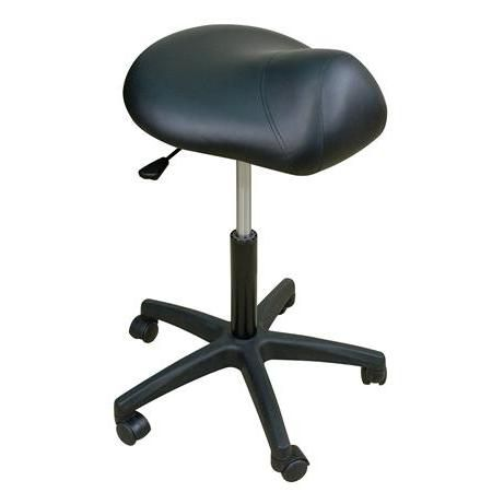 Buy Oakworks 174 Premium Saddle Seat Stool High Height