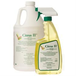 Citrus II Hospital Germicidal Deodorizing Cleaner