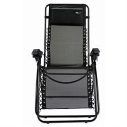 Reclining Reflexology Chair - Black