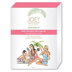 Joey New York Total Perfection Skin Care Kit -7 Piece Set