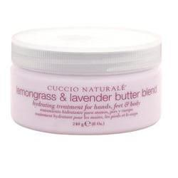 Cuccio Body Butter, Lavender And Lemongrass, 8 Oz